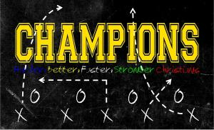 Champions Poster Olympic