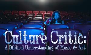 Culture Critic Poster