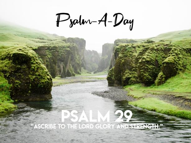 Psalm 29